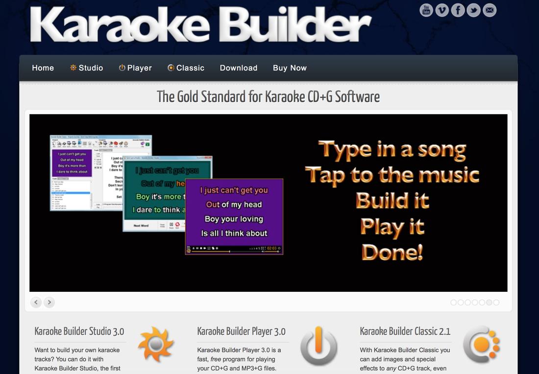 karaoke creator software free download